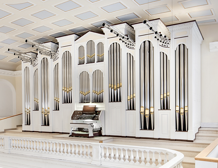 Work by Létourneau Pipe Organs