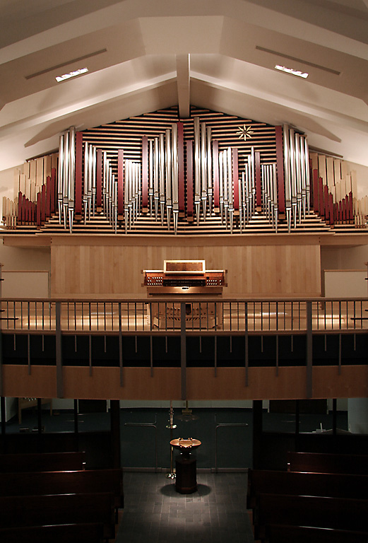 Work by Dobson Pipe Organ Builders