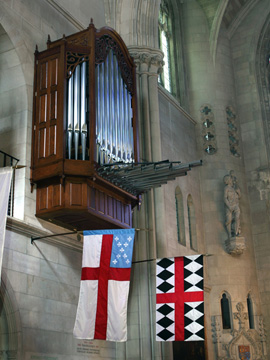 Work by Garland Pipe Organs, Inc.